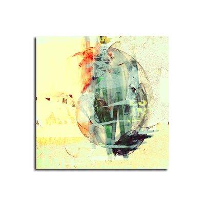 PaulSinusArt Enigma Abstrakt 148 Painting Print on Canvas
