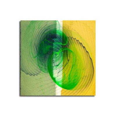 PaulSinusArt Enigma Abstrakt 150 Painting Print on Canvas