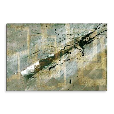 PaulSinusArt Enigma Abstrakt 557 Painting Print on Canvas