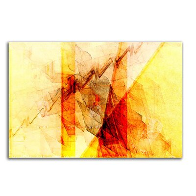 PaulSinusArt Enigma Abstrakt 241 Painting Print on Canvas