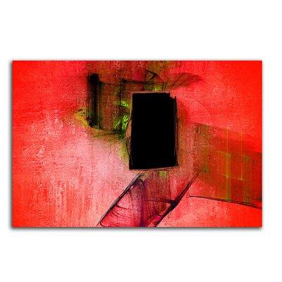 PaulSinusArt Enigma Abstrakt 242 Painting Print on Canvas