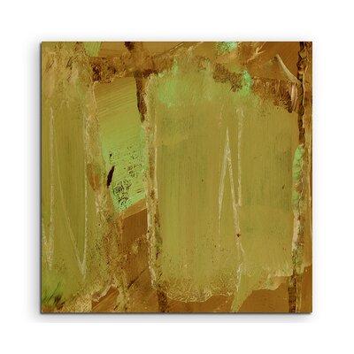 PaulSinusArt Enigma Abstrakt 515 Painting Print on Canvas