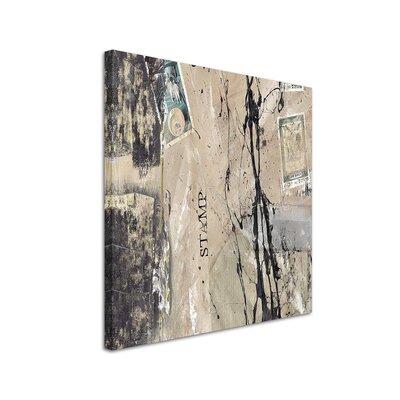 PaulSinusArt Enigma Abstrakt 518 Painting Print on Canvas