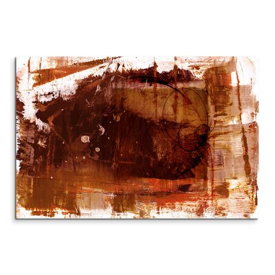 PaulSinusArt Enigma Abstrakt 786 Painting Print on Canvas