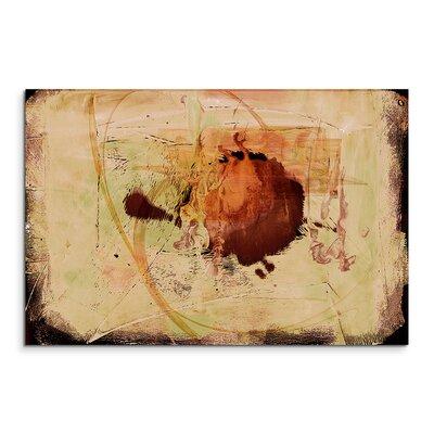 PaulSinusArt Enigma Abstrakt 789 Painting Print on Canvas