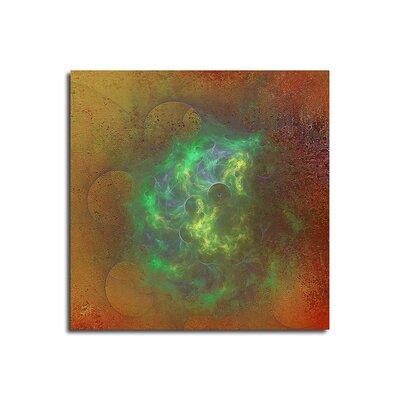PaulSinusArt Enigma Abstrakt 020 Painting Print on Canvas