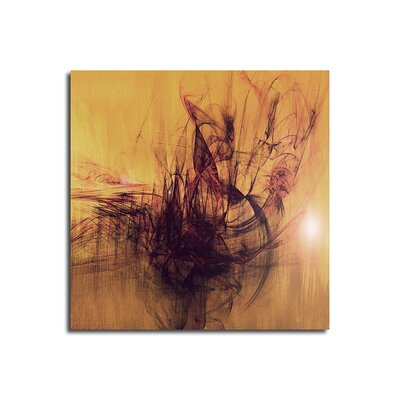 PaulSinusArt Enigma Abstrakt 318 Painting Print on Canvas