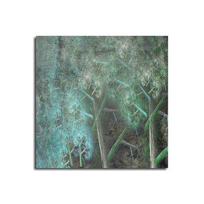 PaulSinusArt Enigma Abstrakt 481 Painting Print on Canvas