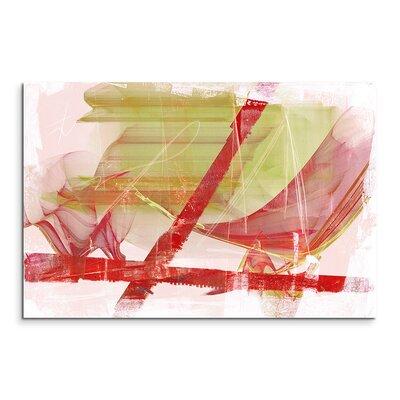 PaulSinusArt Enigma Abstrakt 796 Painting Print on Canvas