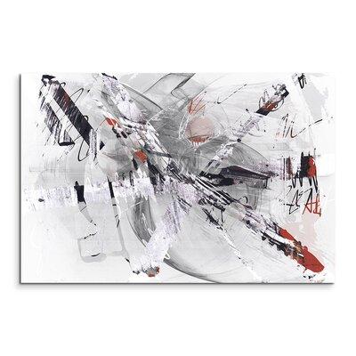 PaulSinusArt Enigma Abstrakt 799 Painting Print on Canvas