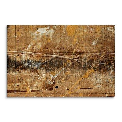 PaulSinusArt Enigma Abstrakt 801 Painting Print on Canvas