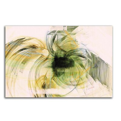 PaulSinusArt Enigma Abstrakt 438 Painting Print on Canvas