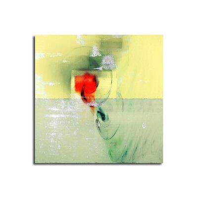 PaulSinusArt Enigma Abstrakt 033 Painting Print on Canvas