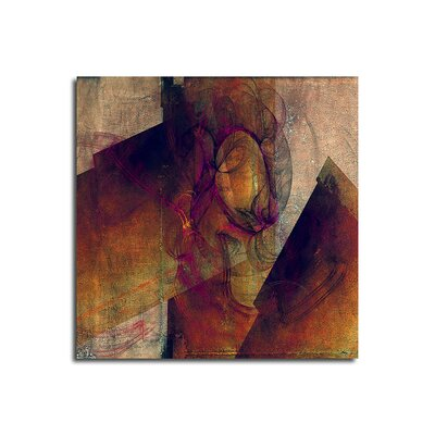 PaulSinusArt Enigma Abstrakt 185 Painting Print on Canvas