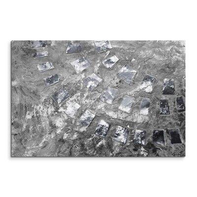 PaulSinusArt Enigma Abstrakt 804 Painting Print on Canvas