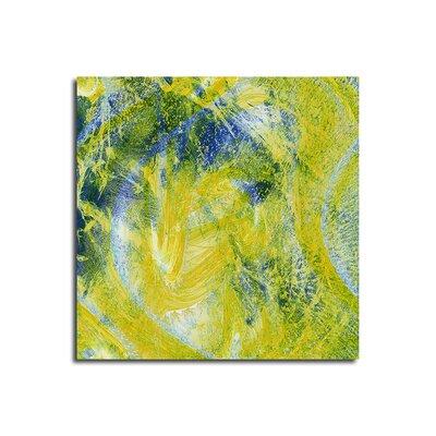 PaulSinusArt Enigma Abstrakt 495 Painting Print on Canvas