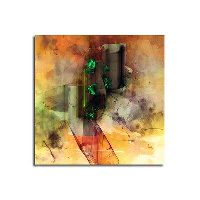 PaulSinusArt Enigma Abstrakt 196 Painting Print on Canvas