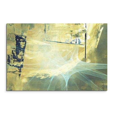 PaulSinusArt Enigma Abstrakt 1188 Painting Print on Canvas