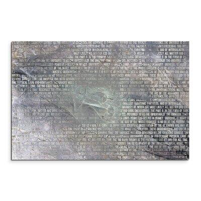 PaulSinusArt Enigma Abstrakt 1191 Painting Print on Canvas