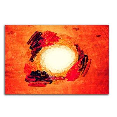 PaulSinusArt Enigma Abstrakt 075 Painting Print on Canvas