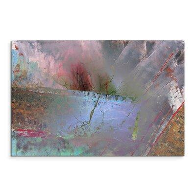 PaulSinusArt Enigma Abstrakt 1247 Painting Print on Canvas