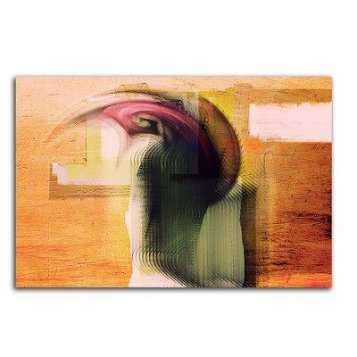 PaulSinusArt Enigma Abstrakt 085 Painting Print on Canvas