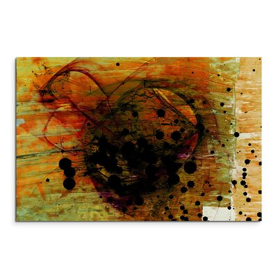 PaulSinusArt Enigma Abstrakt 1389 Painting Print on Canvas