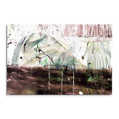 PaulSinusArt Enigma Abstrakt 1394 Painting Print on Canvas