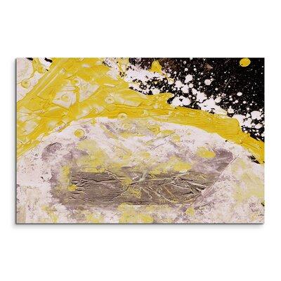 PaulSinusArt Enigma Abstrakt 665 Painting Print on Canvas