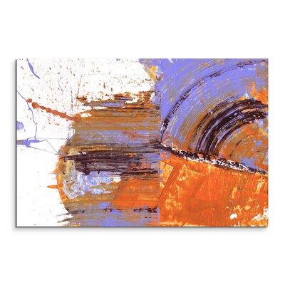 PaulSinusArt Enigma Abstrakt 669 Painting Print on Canvas