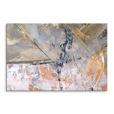 PaulSinusArt Enigma Abstrakt 676 Painting Print on Canvas