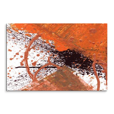 PaulSinusArt Enigma Abstrakt 677 Painting Print on Canvas