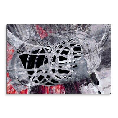 PaulSinusArt Enigma Abstrakt 609 Painting Print on Canvas