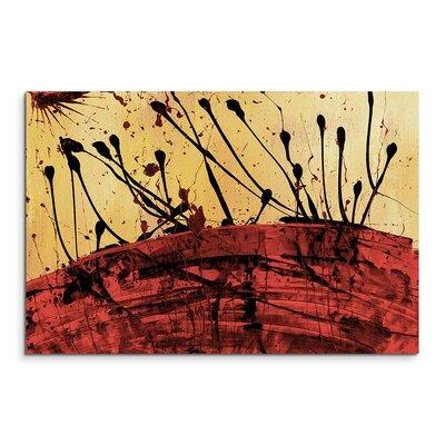 PaulSinusArt Enigma Abstrakt 684 Painting Print on Canvas
