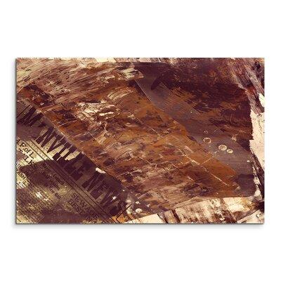 PaulSinusArt Enigma Abstrakt 685 Painting Print on Canvas