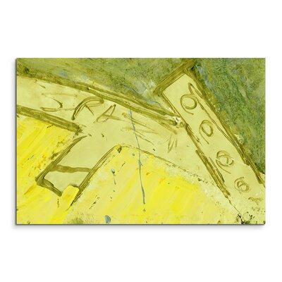 PaulSinusArt Enigma Abstrakt 613 Painting Print on Canvas