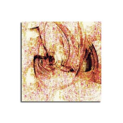 PaulSinusArt Enigma Abstrakt 333 Painting Print on Canvas
