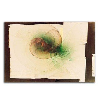 PaulSinusArt Enigma Abstrakt 201 Painting Print on Canvas