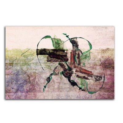 PaulSinusArt Enigma Abstrakt 207 Painting Print on Canvas