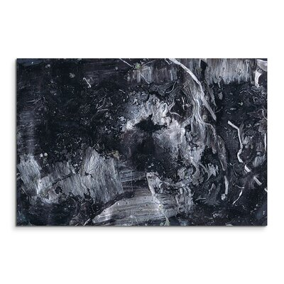 PaulSinusArt Enigma Abstrakt 890 Painting Print on Canvas