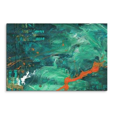 PaulSinusArt Enigma Abstrakt 891 Painting Print on Canvas