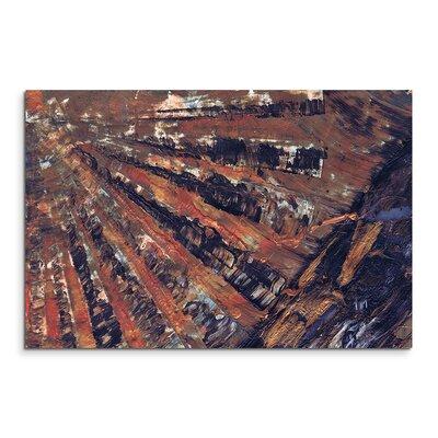 PaulSinusArt Enigma Abstrakt 893 Painting Print on Canvas