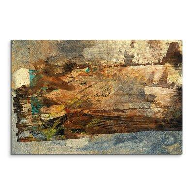 PaulSinusArt Enigma Abstrakt 898 Painting Print on Canvas