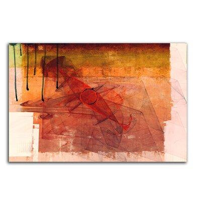 PaulSinusArt Enigma Abstrakt 210 Painting Print on Canvas