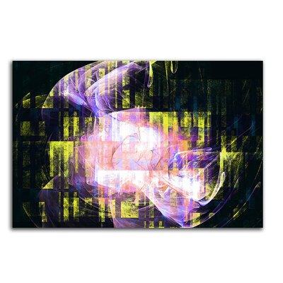 PaulSinusArt Enigma Abstrakt 211 Painting Print on Canvas
