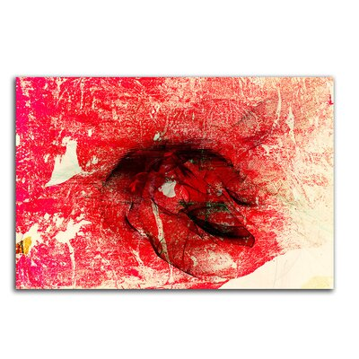 PaulSinusArt Enigma Abstrakt 215 Painting Print on Canvas