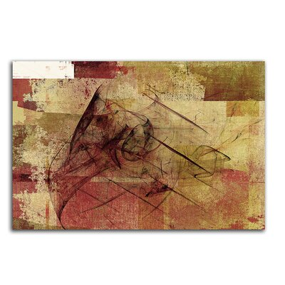 PaulSinusArt Enigma Abstrakt 216 Painting Print on Canvas