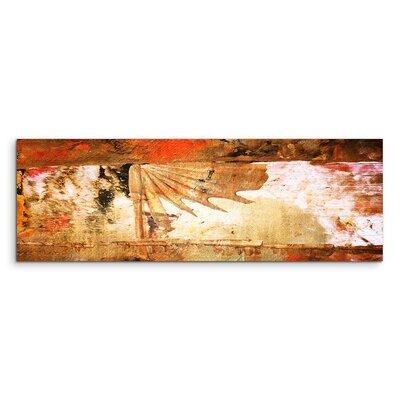 PaulSinusArt Enigma Panorama Abstrakt 931 Painting Print on Canvas