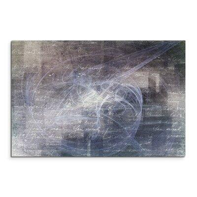 PaulSinusArt Enigma Abstrakt 1006 Painting Print on Canvas