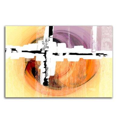 PaulSinusArt Enigma Abstrakt 292 Painting Print on Canvas